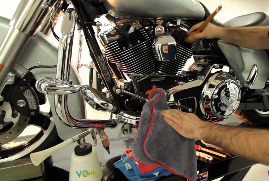 Motorcycle Care Service